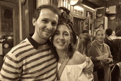 Stéphan et Anaïs cofondateurs JSL